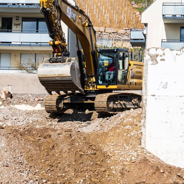 Alter votre partenaire pour les chantiers de terrassement